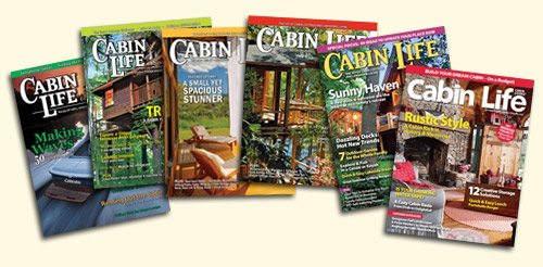 Cabin Life covers